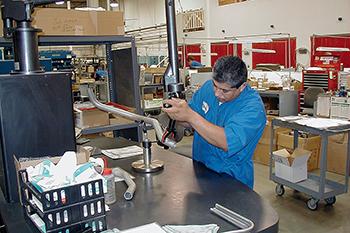 tube bending inspection