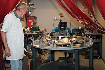 welding tooling